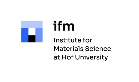 Logo of the Institute for Materials Science at Hof University