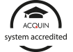 ACQUIN system accredited