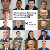 International Teaching Weeks 2021: Digitally successful but with a touch of melancholy