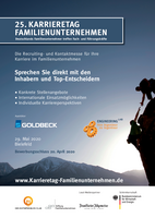 25. Karrieretag Familienunternehmen (career day family business)