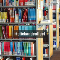 Library: click and collect now possible