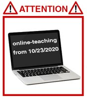 Hof University switches to online teaching